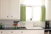 Kitchen Ideas / by Kathy Kaminski