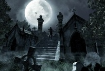 Cementerios y angeles / by Marita