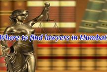 Lawyers in Mumbai / Peoples are finding their attorneys on experience basis. Because an experience is the good teacher. They will have all potential to solve the legal issues arises. To get more details about lawyers in Mumbai go through the link   http://www.pathlegal.in/lawyers/Mumbai/
