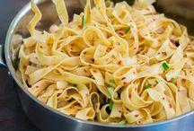 Potatoes, Pasta, & Rice (Quinoa) / by Kadie Michelle