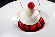 Framboise - raspberry / #framboise #raspberry #pastries #desserts #tartes #gateaux #cakes #glace #icecream #pastrychef #chefpatissier #patisserie #pastry ...