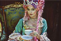 tea cups / fancy a tea? / by Alex van Tilburg