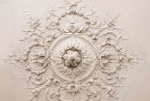 Architectural Details: Mouldings / by Royce M. Becker