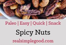Snacks / Snacks Appetizers and Nosh.  Mostly clean recipes, but you never know :)