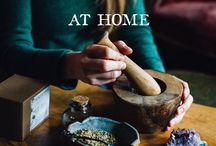 Hearth and Home: Herbalism