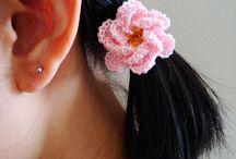 Crochet flowers / by Chris Martin