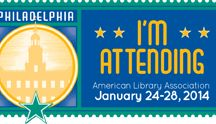 Philadelphia here I come! - MW14 / What's happening in Philadelphia?  What are you most excited about for MW 14? Speakers, sessions, awards, events... / by ALA  Midwinter Meeting & Exhibits