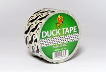 """Tash Tastic It must be Movember! / The many ways you can duckorate with Duck Tape this """"Movember"""""""