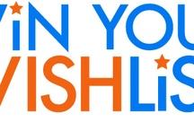 #VirtualPiggy Win Your Wishlist / Holiday wishlist sponsored by #VirtualPiggy. Enter to win your own Wishlist at http://bit.ly/VPWishlist