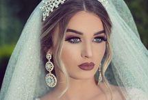 Düğün makyajı