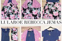 LuLaRoe Outfit styling ideas & Mini Wardrobes