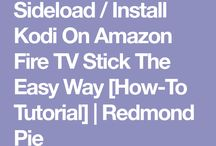 Amazon Fire Stick tips