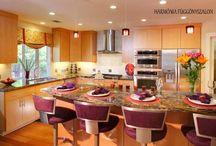 ötletek konyha étkező nappali