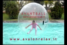 Avantball Zorb ball - avalonrelax.it / Exting ball for snow, garden and water.