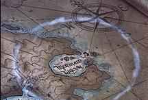 Compass...wanderlust / by Krystal Manners