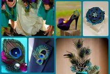 Peacock Wedding Themes