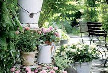 Inspirasjon til hagen