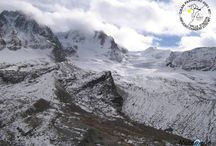 Meteoeye webcam - Gran Paradiso / Collection of best Meteoeye webcam shots of Gran Paradiso