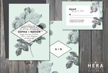 wedding invitation inspo