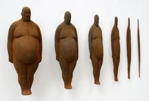 Sculpture BODYworks / BODYworks showcases recent figurative sculpture in wood, ceramic, bronze, resin, concrete and steel by ten sculptors.