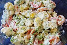 Leckeres: Salate