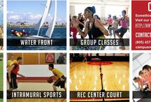 CI Sports / CI Campus Rec and Sports Clubs offer many ways to keep you active and healthy! / by CSU Channel Islands