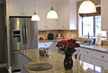 Kitchen Renovations / Before and afters of great kitchen renovations!