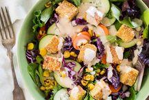 Vegetarian & Vegan / Delicious vegetarian and vegan recipes