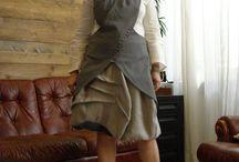 La sartoria artigiana / abiti di mia creazione