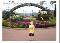 Disney trip and tricks..
