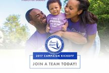 2017 March For Babies Campaign
