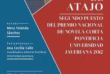 Agenda cultural / Piezas de divulgación de los eventos de la agenda cultural y editorial.
