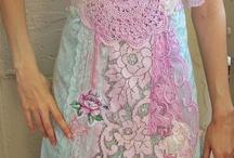 upcyled dress