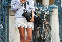 Sweatshirt Styling