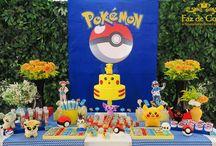 Pokemon festa Miguel