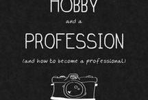 From Passion to Pro / Whether you're just starting out or looking to take your photography to the next (professional) level, we've got resources and tips to help you take your passion to professional in no time!