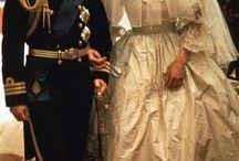 Boda de Charles y Diana