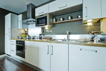 Mom's Dream Kitchen Board / Being in the kitchen means togetherness, time spent with family and friends, and most importantly cooking! This is a board of kitchens for those that are looking for their perfect communal space.