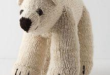 Knit & stitch characters