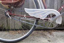 Mes vélos vintages