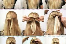 Peinados / hair_beauty / by Sara Fernandez