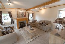 Luxury interiors and furnishings in our park homes