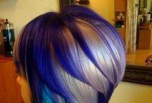 Hair / creative designs