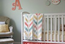 Kids Spaces / Design Ideas, colors, finishes, and products that I would use for my future kids' nurseries