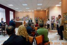 Expozitie personala Stela Vesa, galeria Printesa Anastasia - Oradea / Expoziție personală Artista Stela Vesa, membră a Uniunii Artiștilor Plastici Profesionisti din Romania