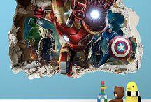 The Avengers room