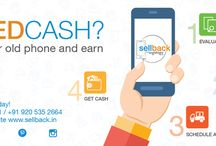 SELL YOUR OLD PHONE! / Sell your old, unused or discarded mobile phone and earn! Online and Download App Now at Sellback.in