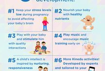 Fun infographics! / by Kinedu | Baby Development App