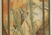 Art Deco and Nouveau / by Fawn Beeley