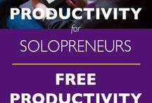 SolopreneurMentor.com / I am a solopreneur who has over 15 years of experience running a successful business from home while being a wife and mother.  Join me as I teach you how to make your home business be more productive, organized and successful all while maintaining a healthy work life balance.